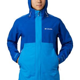 Columbia Evolution Valley Jacket Men azure blue/azul